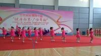 南京市 江宁区 群众广场舞大赛 中国美 领队贺子萸