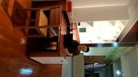 帝兰朵小户型厨房用省空间多功能隐藏式创意折叠办公桌电脑桌餐桌