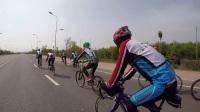 哈尔滨知青之友单车队骑行活动之骑行红星水库20170617