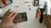 华为MATE8换屏拆机教程MT8维修换屏幕总成视频换电池后盖教学