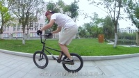 BMX转把教学 How to barspin