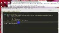 python爬取招聘网信息写入excl表格