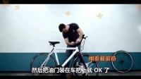 自行车变成电动车, 只需要换个前轮就行, 时速能达到20公里每小时