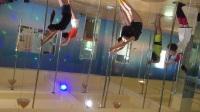 钢管舞形体训练