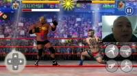 热血摔角wwe最新摔角游戏APP评测视频 摔跤运动手