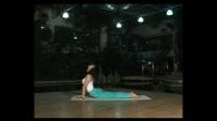 减肥操肚子 修身瑜伽 减肥操瘦大腿