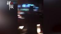 突发!辽宁省锦州市凌河夜市发生煤气罐爆炸