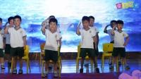 河南安阳金色阳光幼儿园2017舞蹈《我是小海军》