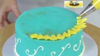 巧克力慕斯蛋糕6微波炉烤蛋糕
