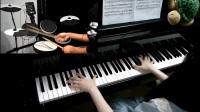エロマンガ先生OP【ピアノ&ドラム】ヒトリゴト Eromanga-sensei OP[Piano]Hitorigoto by ClariS