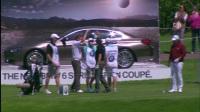 一杆进洞满天飞 BMW国际公开赛史上十佳球