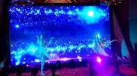 中投全球武汉分公司三周年庆双人芭蕾舞