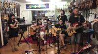 五个女生合唱Beyond的《海阔天空》其实女生唱粤语也很好听!