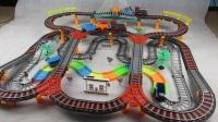 轨道车儿童玩具电动托马斯小火车套装汽车模型宝宝六一节生日礼物
