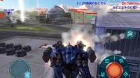 进击的战争机器蓝色盔甲