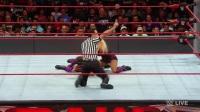 WWE-16年-RAW第1213期:女子单打赛贝莉VS布鲁克-全场