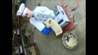 机器人削面7 安阳专业的刀削面机器人价格 小型数控削面机