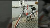 到处是被毁坏的共享单车