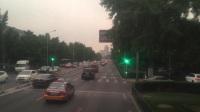 北京公交10路 白堆子口东——甘家口东 出站 报站