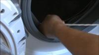 滚筒洗衣机清洗流程
