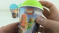 友善的惊喜蛋车学习忍者神龟玩具给孩子们的惊喜玩具