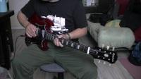 杂牌电吉他和品牌电吉他的差别评测,吉他和音箱如果只能选一个好的,选哪个