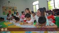 2017.6月白石幼儿园美术兴趣班汇报展示