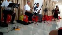 阳春市金声合唱团20170625排练唱《母亲是中华》