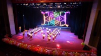 巴中市小金龙国际幼稚园/飞跃舞蹈学校2017年六一文艺演出《圈圈乐》