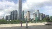 吴式太极拳37式(深圳印诚门方默、方河·2017.06.25.深圳市民中心广场)