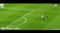 【滚球国际足球频道】梅西30岁, 30大史诗进球