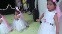 武汉江夏启蒙艺术幼儿园2017六一中班《公主的梦想》