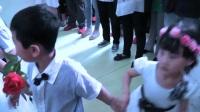 武汉江夏启蒙艺术幼儿园2017六一学前班《今天我要嫁给你》