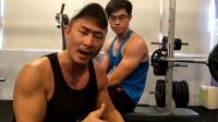 楷教練聊健身:臥推與拱腰的關係