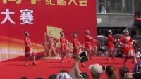 阳光幼儿园教师摆手舞