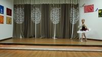 悠然时光少儿芭蕾舞8岁女孩独舞《艾斯米拉达》