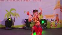 浙江省临海市东塍镇金苹果幼儿园2017毕业汇演《快乐的跳吧》
