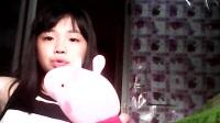 今天夏娃和小猪佩奇一起玩了磁铁,好玩吗,不要忘记订阅哟!么么哒~爱心!