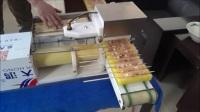 羊肉串机3 自动穿羊肉串机操作流程 电动穿肉机多少钱