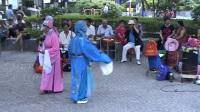 合肥小花园文化生活-方贵艺术团【庐剧:十八相送】