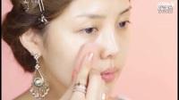 韩国彩妆女神pony化妆视频:kyungsunVDL唇彩试色以及秋季经典红唇妆