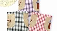 韩式时尚情侣围裙,材质优良,耐用耐脏,卫生方便让你轻松做家务