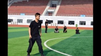 霍邱县公安局巡防大队全市2017反恐实战演练纪实