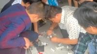 水电安装PPR热熔管管道试压水管安装试压知识视频 洛阳机电学校