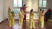 陈鹂舞蹈——幼儿舞蹈《天竺少女》