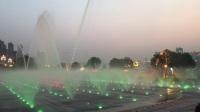 南滨路音乐喷泉