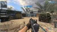 【lisky723】使命召唤OL热点模式:M4冲锋试玩!
