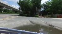 吉溪中学回荷坳乐城路程记录