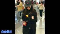 迪丽热巴现身国际名牌显时尚,却被旁边的素颜保洁阿姨抢镜