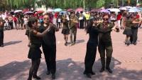 北京冬冬水兵舞 慢四训练营首秀